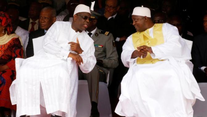 Résurrection de la Sénégambie 30 ans après: Des discussions très avancées entre les Présidents Sall et Barrow
