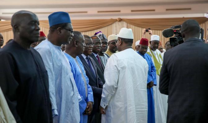 Macky Sall : « Famara Ibrahima Sagna a démontré sa capacité à être au-dessus des clivages »