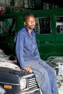 Autoroute à piège: Les mécaniciens relogés à Diamniadio