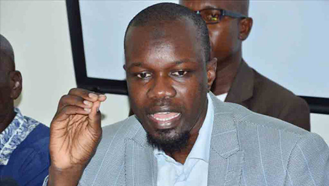 Ousmane Sonko : Ce dialogue est une mise en scène.