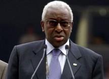 Le sénégalais Lamine Diack accusé d'avoir reçu des pots-de-vin