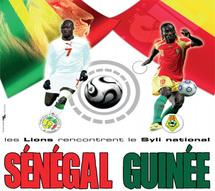 Match amical: Le Sénégal  étrille la Guinée