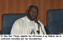 """Iba Der Thiam""""Je suis fier de défendre les marchands ambulants"""""""
