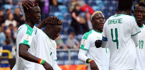 CM-U20 : premier de son groupe, le Sénégal file en 8es