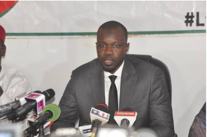 Situation du pays : Sonko révèle un gap budgétaire de 100 milliards FCFA