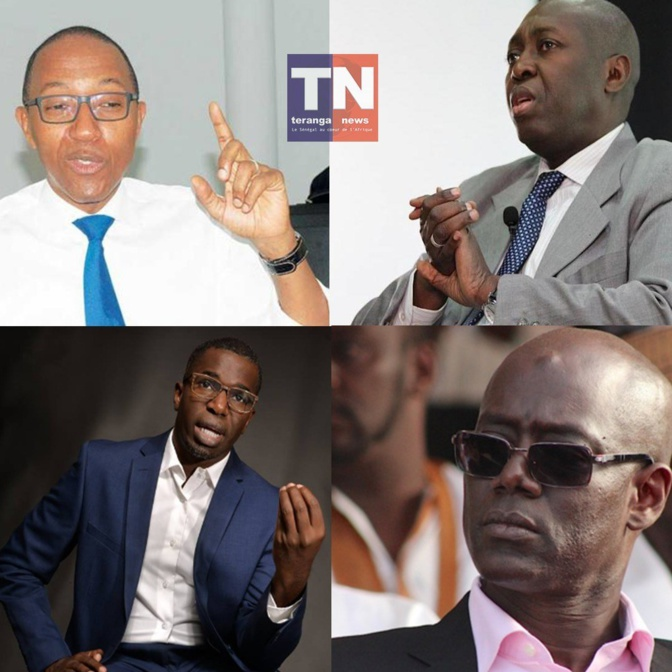 Dialogue national : ce que Abdoul Mbaye, Mamadou Lamine Diallo et Thierno Alassane Sall reprochent à Macky Sall