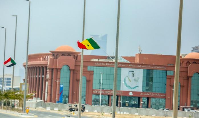 Sommet de l'OCI: Macky Sall est arrivé en Arabie Saoudite (images)