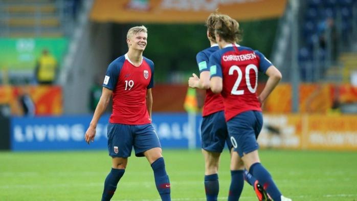 Mondial U-20: La Norvège écrase le Honduras (12-0), son attaquant en plante 9 buts