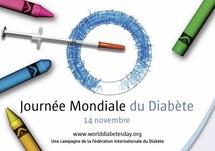 Santé: La journée mondiale du Diabète célébré ce Lundi 14