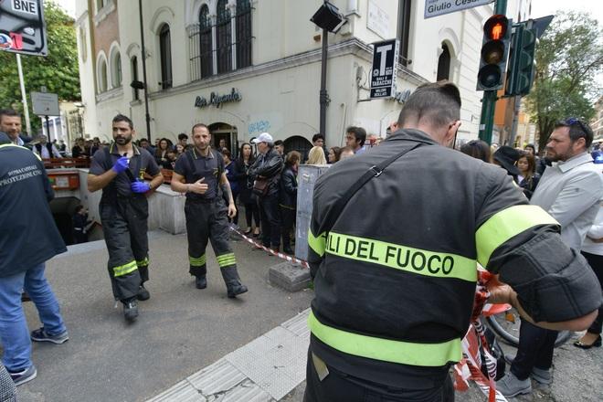 Sénégalaise tuée sous un métro à Rome : Retour en images sur les lieux du drame