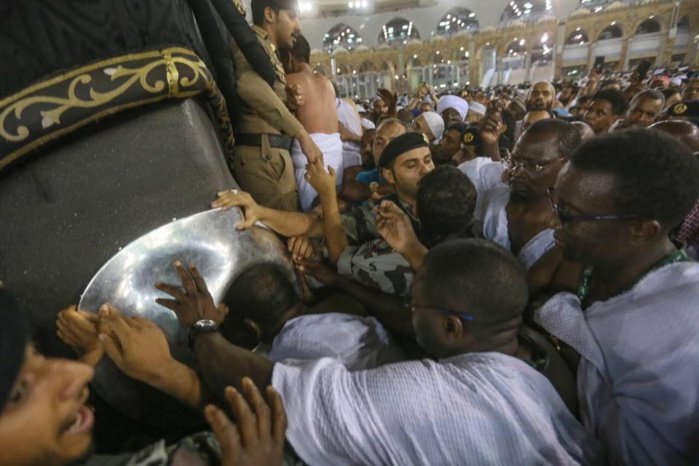 PHOTOS : Macky Sall a effectué la Oumra à la Mecque