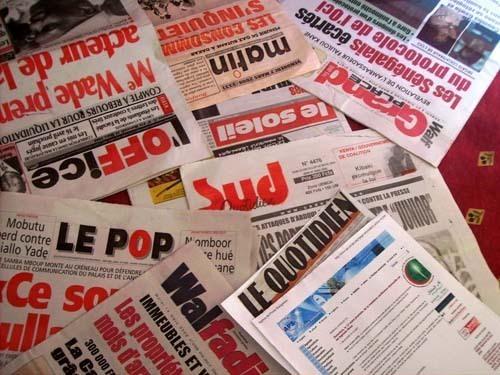 [Vidéo] Revue des Titres des journaux du Mardi 15