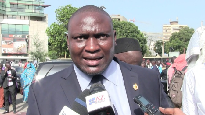Toussaint Manga : « nous n'avons pas confiance en Macky Sall, Oumar Sarr sait ce qui l'attend »