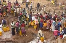 Resté plus d'un mois sans eau, la population de Ndébène Gandiol laisse entendre son ras-le-bol.