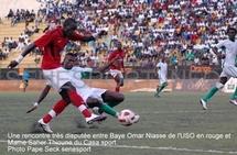 Casa sport  vs USO vers un match de réconciliation.