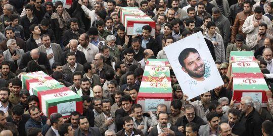 Quand les dirigeants iraniens disculpent la défense d'Israël...