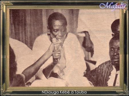[Photos Inédites] Pour ceux qui ne le connaissaient pas, voici Feu Ndiouga Kébé