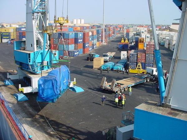 Installation d'un nouveau système d'information sur le Port de Dakar, mercredi