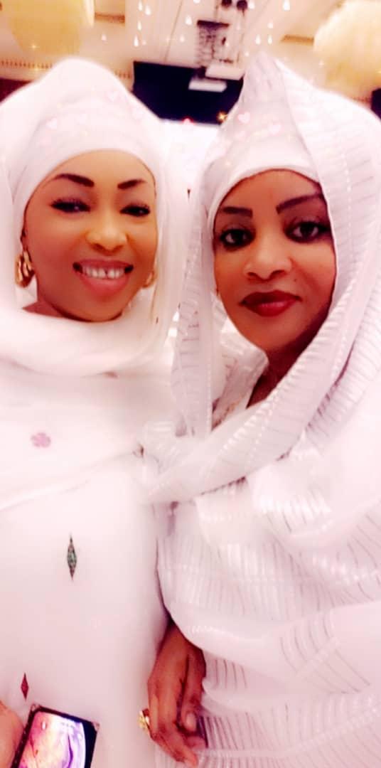 (PHOTOS) : Regardez Sokhna Fatou Bintou Mbacké, l'épouse de Serigne Abdou Karim Mbacké, à la Mecque