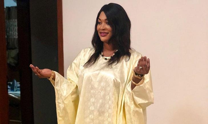Spécial Korité Chez Titi: Admirez le Sagnsé de la chanteuse sénégalaise
