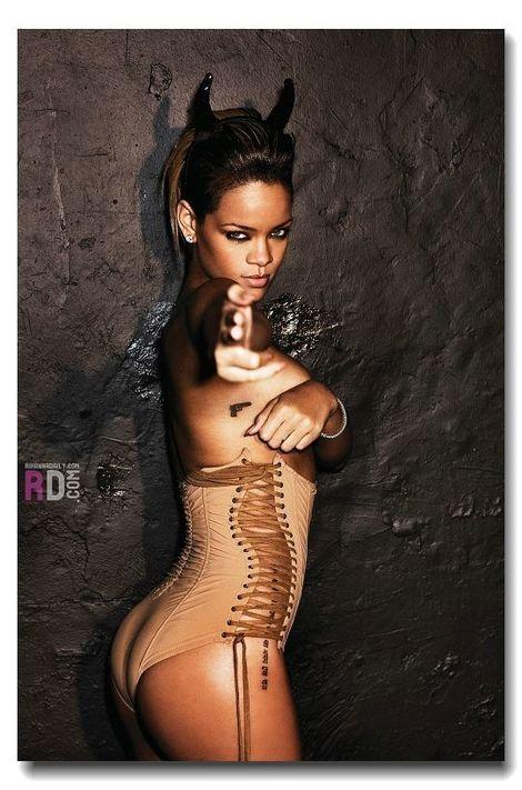 Rihanna cherche un homme pour faire...