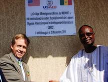 Les Etats-Unis travaillent en partenariat avec le Sénégal pour construire de nouveaux établissements scolaires