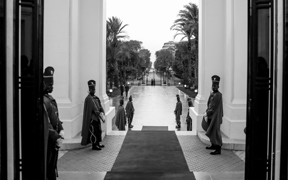 PHOTOS - Rencontre du Président Macky SALL avec SEM Mokgweetsi Masisi, Président de la République du Botswana