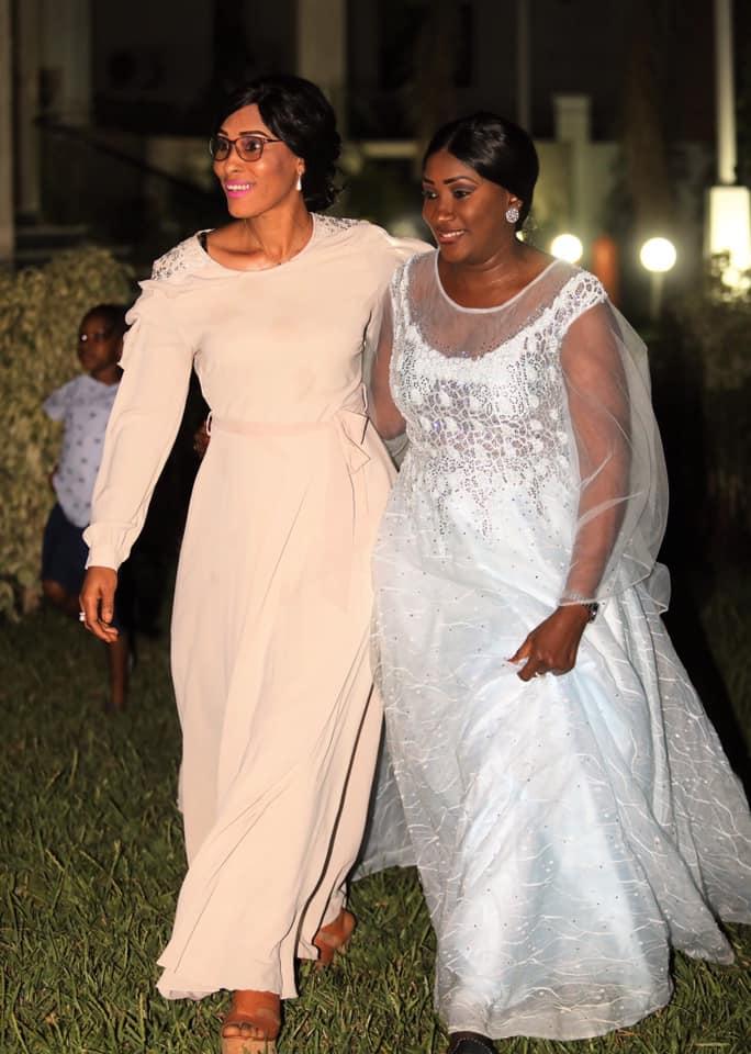 Découvrez comment Lady Sarjo Barrow « Niareel d'Adama Barrow » fête son anniversaire