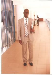 Oumar Ndiaye, Ingénieur en construction