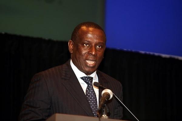"""Cheikh Tidiane Gadio: """"Le séminaire de Wade est une honte pour le peuple sénégalais"""""""