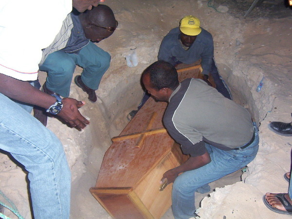 Casamance : Diagnon enterre ses morts et exige plus de sécurité