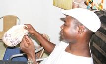 Moustapha Diouf, mari de Ndiolé Tall : « Je suis capable de tuer l'auteur des rumeurs sur notre divorce »
