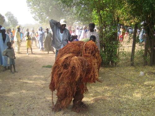 Mbour : Le Kankourang fêté avec près de six mille préservatifs