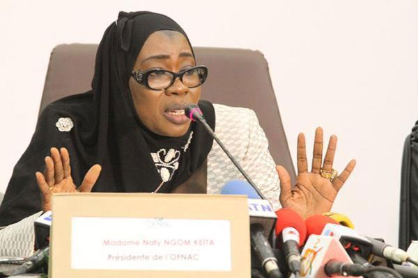 Enquête sur la publication du rapport de l'IGE: Nafi Ngom Keïta, la cible N°1 du Palais