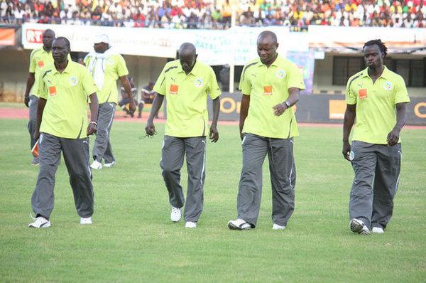 Foot: Tout le staff de la sélection A réquisitionnée pour les Olympiques