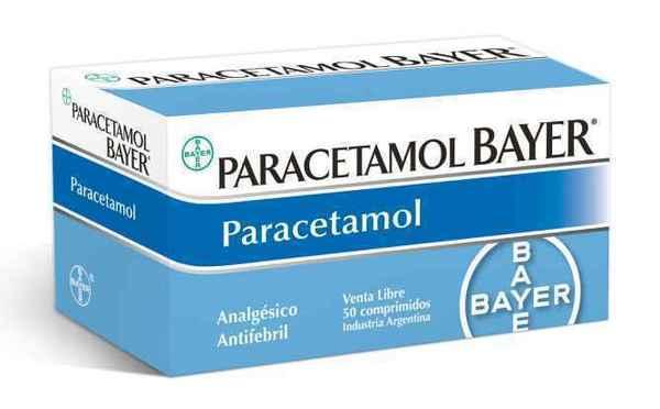 Menace sur la santé: Plus de 4g par jour de paracétamol peut entrainer la mort
