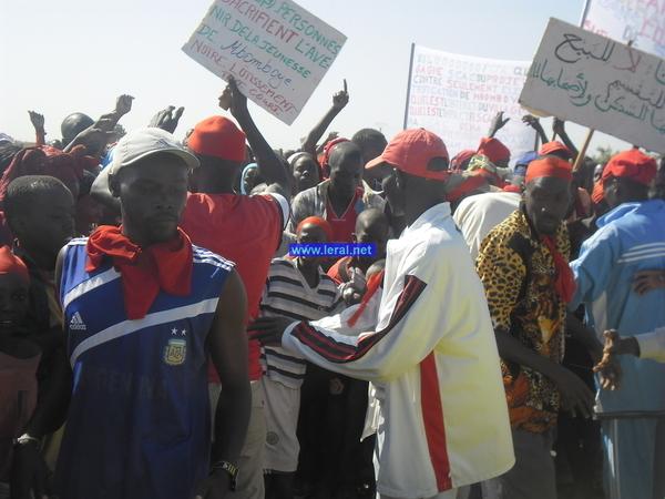 Délestées de 130 hectares de terre, les populations  de Mbomboye sur les traces de Fanaye (Photos)