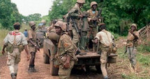 Diagnon : Trois rebelles arrêtés par l'armée