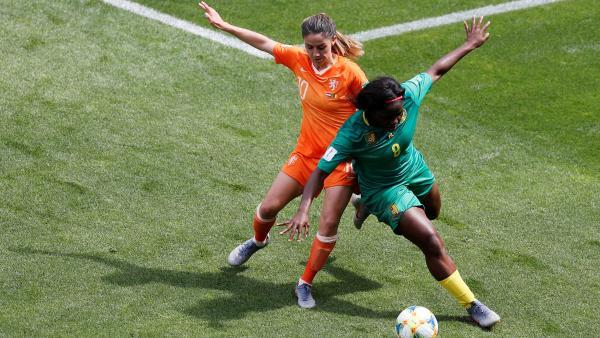 Mondial féminin 2019: le Cameroun subit une deuxième défaite face aux Pays-Bas