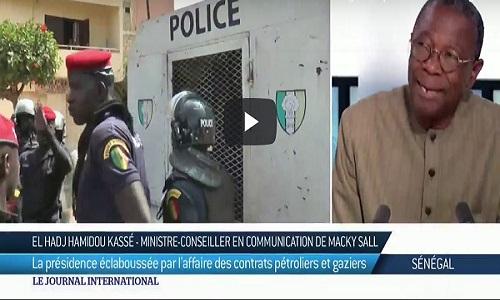 Scandale Pétrolier: La sortie ratée et de trop du Conseiller en communication du Président Macky Sall