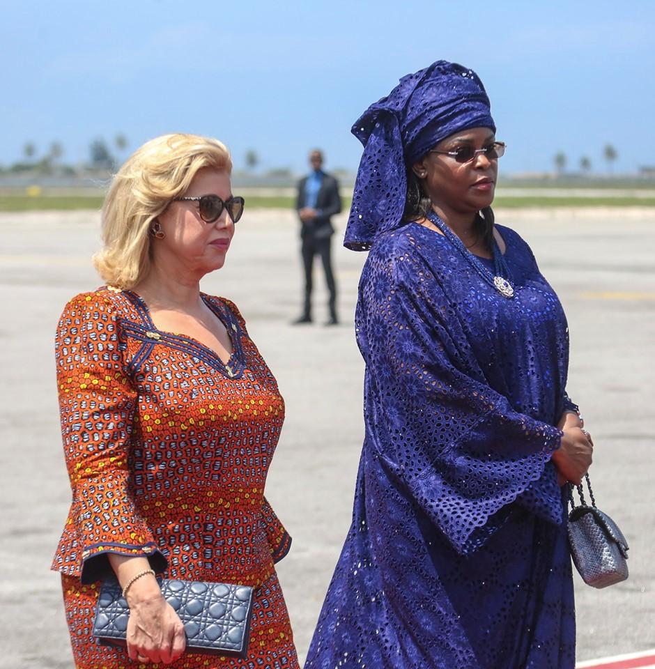 PHOTOS - Visite d'État du Président Macky SALL  à Abidjan