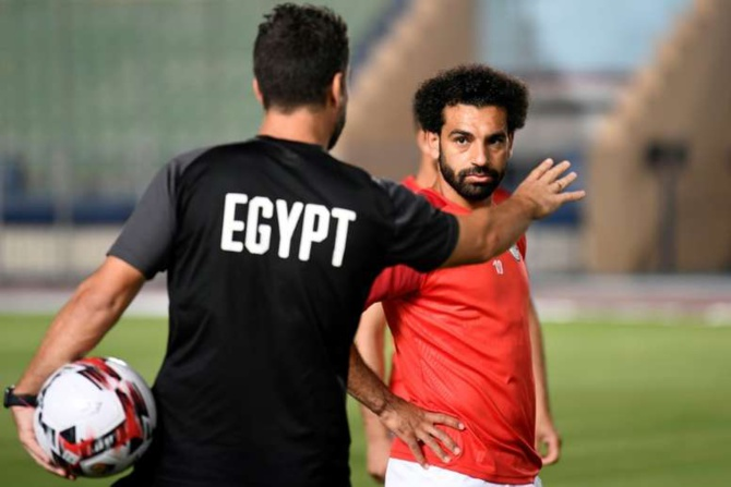 Match d'ouverture de la Can 2019, ce vendredi : Les compos probables de l'Égypte et du Zimbabwe