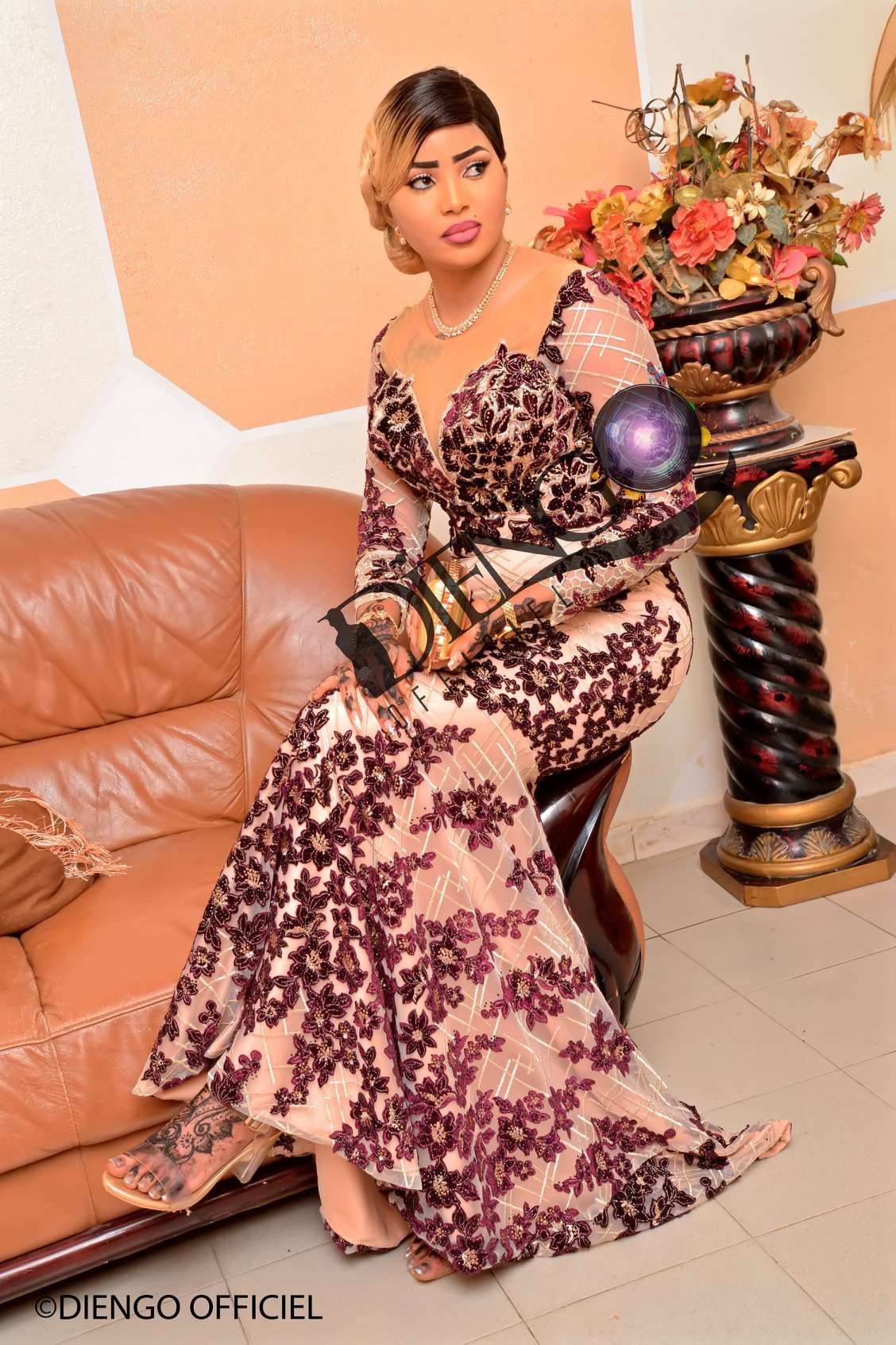 PHOTOS - Le mariage de l'international sénégalais Ben Thiaw et une divine beauté