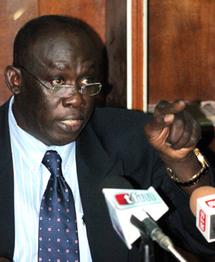 Sanction à l'encontre de Moustapha Gaye : Tandian fait fi des déclarations du ministre