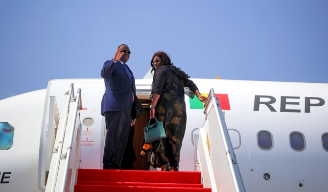 Sommet du G20 : Le président Macky Sall en route vers le Japon