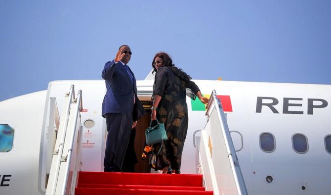 Macky Sall quitte Dakar aujourd'hui pour Osaka au Japon