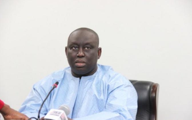 Quand Mamadou Lamine Diallo compare Aliou Sall à Yahya Jammeh