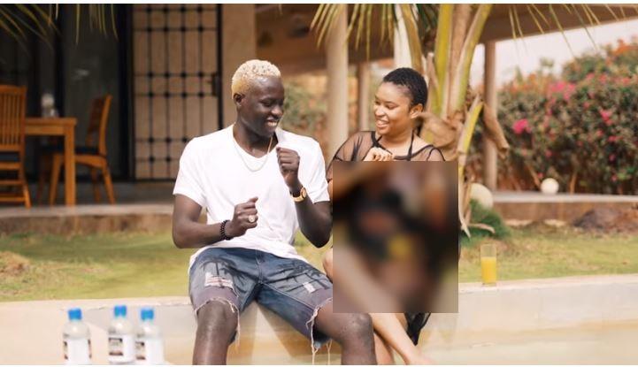 Soukeyna Fall: «J'assume ma nudité dans la vidéo de Ngaaka Blindé »