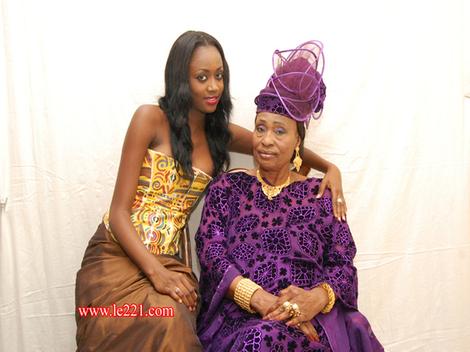Aissatou ba une jeune senegalaise de 18 ans - 1 part 9