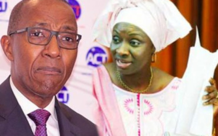 Mimi Touré cogne Abdoul Mbaye : « où sont passés les milliards de Hissein Habré?